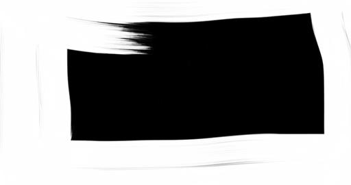abstract splash paint brush stroke black and white transition background, animation of paint splash Live Action