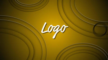 Bouncing Logo After Effects Template