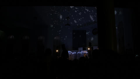 Children Lighting Show Live Action
