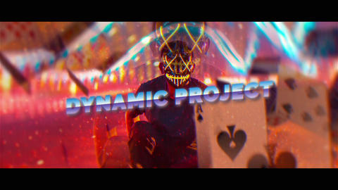 Dynamic Project After Effects Template
