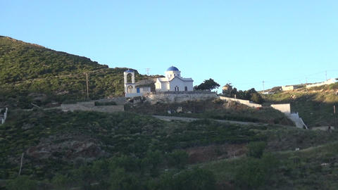 Church on a Greek Island 画像