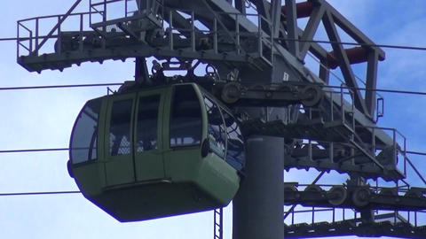Funicular of Regency Casino Mont Parnes (1) Footage