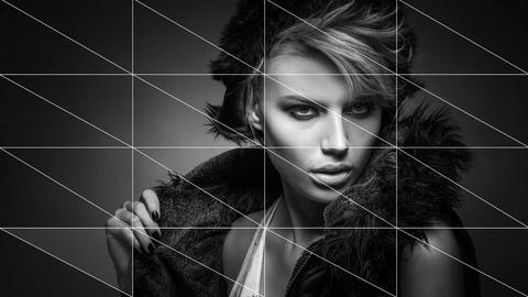 Stylish Triangle Slideshow After Effects Template