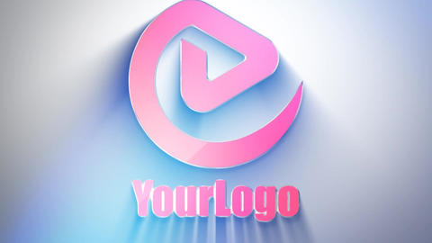 Clean Corporate Logo Reveal After Effects Template