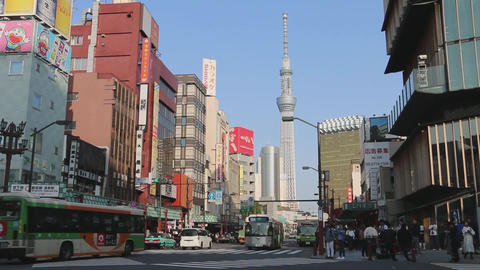 TOKYO SKYTREE Live Action