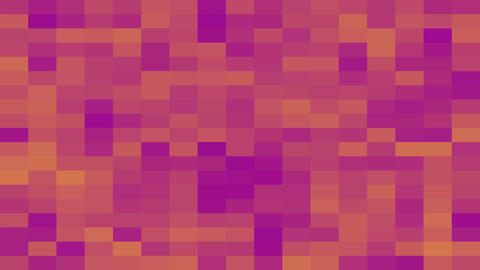 Graphic video with abstract stripes and pixels moving from side to side. Looping texture Animation