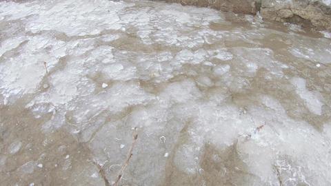 Melting water in concrete ライブ動画