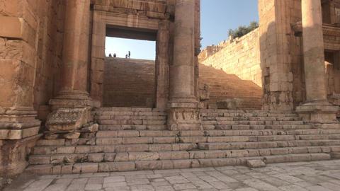 Jerash, Jordan - walls soaked in antiquity part 15 Live Action