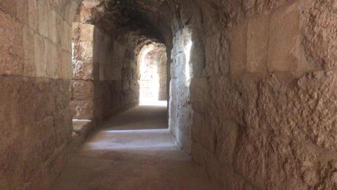Jerash, Jordan - ruins of an ancient city part 16 Live Action