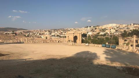 Jerash, Jordan - walls soaked in antiquity part 7 Live Action