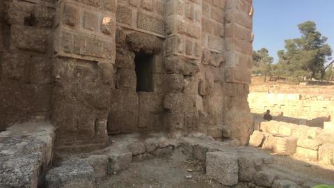 Jerash, Jordan - historical example of ancient urban development part 8 Live Action