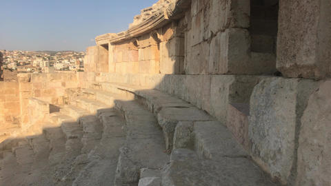 Jerash, Jordan - walls soaked in antiquity part 3 Live Action