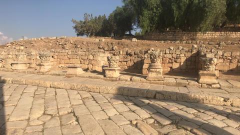 Jerash, Jordan - historical example of ancient urban development part 4 Live Action