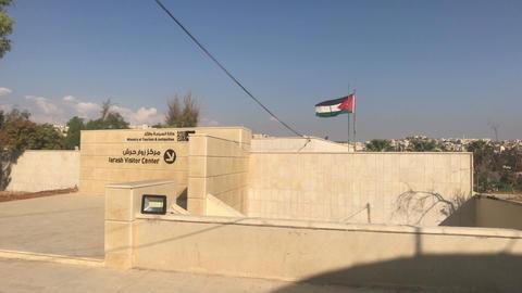 Jerash, Jordan - historical example of ancient urban development part 10 Live Action