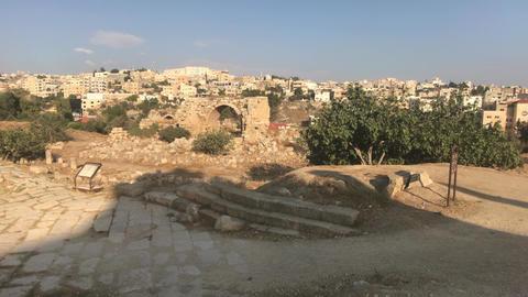 Jerash, Jordan - walls soaked in antiquity part 11 Live Action