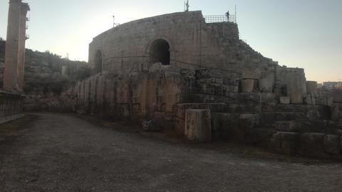 Jerash, Jordan - ruins of an ancient city part 3 Live Action