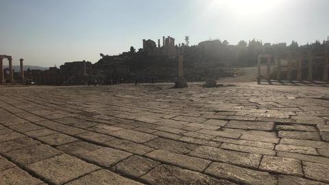 Jerash, Jordan - historical example of ancient urban development part 6 Live Action