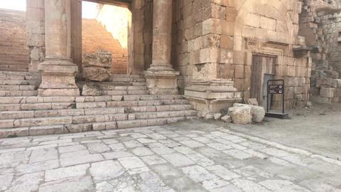 Jerash, Jordan - walls soaked in antiquity part 14 Live Action