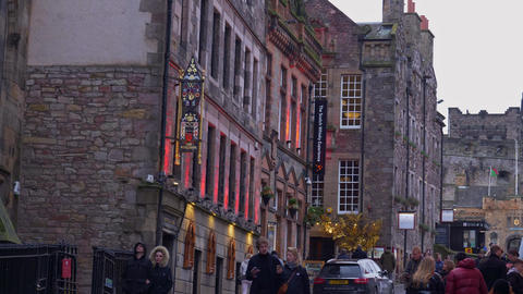 The Scotch Whisky Experience at Castlehill in Edinburgh - EDINBURGH, SCOTLAND - Live Action