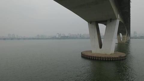 Seoul Yeouido Hangang Park-Wonhyo Bridge Live Action