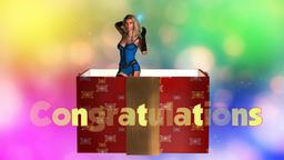 NR106 Congratulations Animation