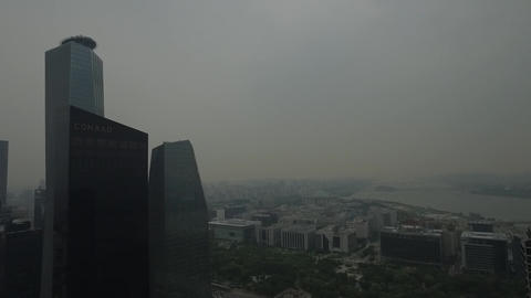Seoul Yeouido IFC building Live Action