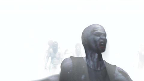 Zombie Leader CG動画素材