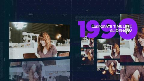 Tech - Corporate Slideshow Premiere Pro Template