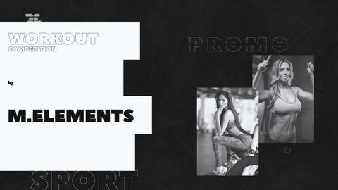 Dynamic Sport Promo After Effects Template