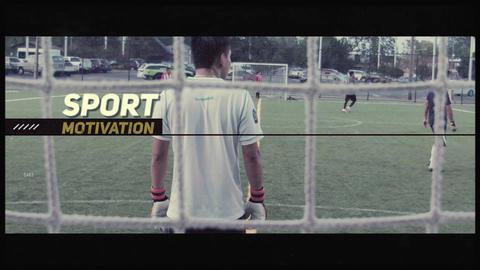 Sport Promo Premiere Pro Template