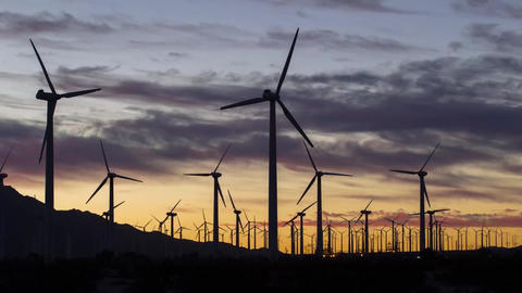 The San Gorgonio Pass Wind Farm is one of the three major wind farms in Live Action
