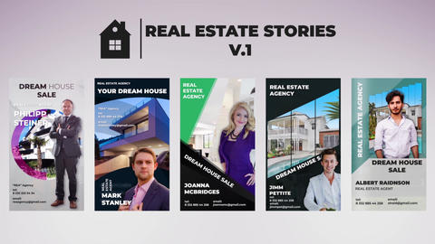 50 Real Estate Stories