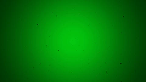 Classic Style of an Old Film Look on a Green Screen Background Footage