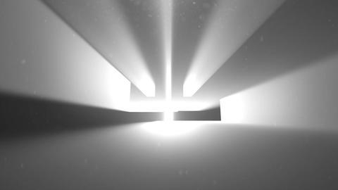 Intense Light Logo Reveal After Effects Template