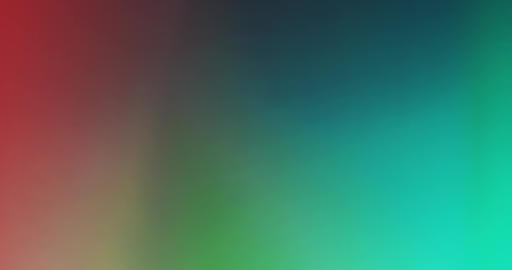 Red Green Blue Gradient Abstract Background Looping as Modern Pattern Live Action
