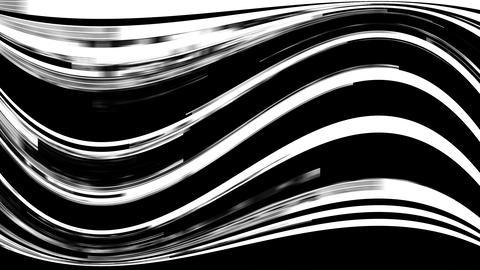 Abstract Futuristic Transition Masks Fotografía