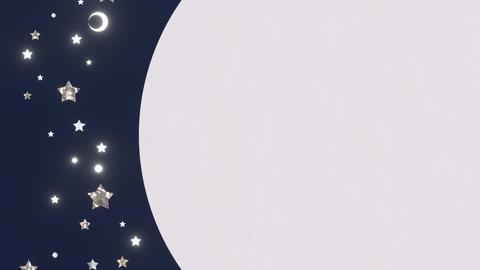 Elegant Star Background CG動画