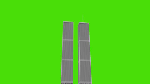 The World Trade Center Illustration The World Trade Center Illustration Animation