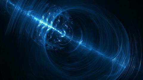 Digital Animation of Light Effects Animation
