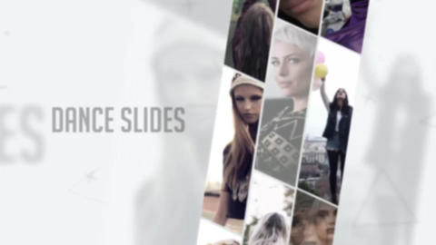 Fashion Sideshow After Effects Template