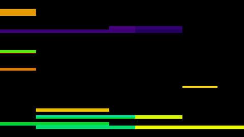 Glitch Transition Alpha 10 Animación