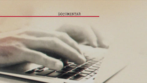 Documentary Opener After Effects Template