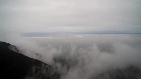 Apsan-4(Fog in Daegu) Footage