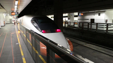 Taiwan High Speed Rail Live Action
