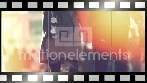 Simple Old Film After Effects Template