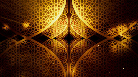 Ramadan Kareem Pattern 01 Animation