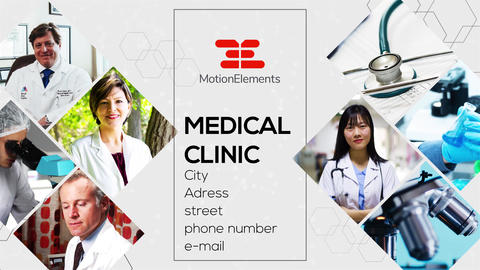 Medical Intro After Effects Template