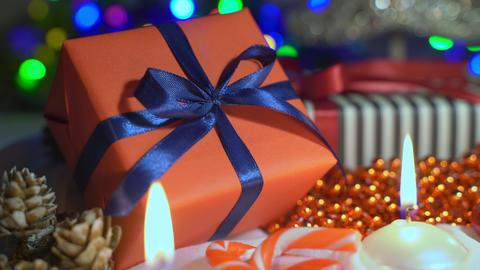 Christmas Gift Box Live Action