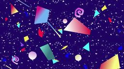 Retro (80 Style) Animation
