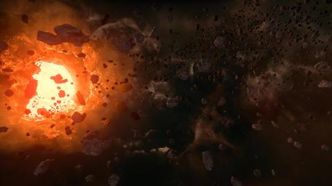 Covid-19 Pandemic world lockdown for quarantine Animation